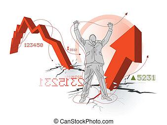 global, económico, recuperación