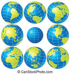 Globe listo
