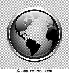 globo, transparente