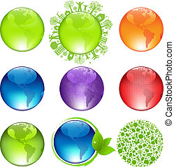 Glossos globos listos