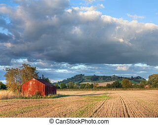 Gloucestershire rural