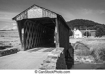 Goddard cubrió el puente