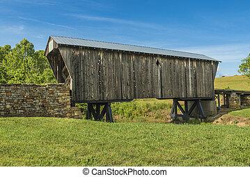 Goddard cubrió el puente, KY