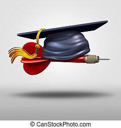 Gol de graduación