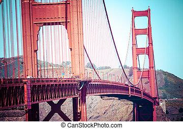 Golden Gate, San Francisco, EE.UU