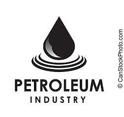 gota, petróleo