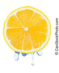 Gotas de limón