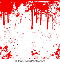 Gotas de sangre