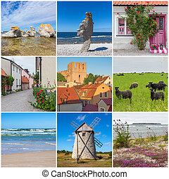 Gotland, Suecia
