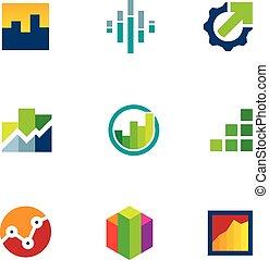 gráfico, finanzas, empresa / negocio, economía, barra