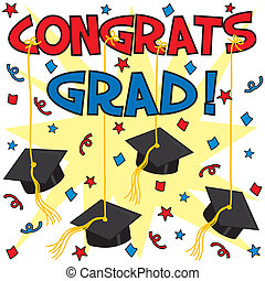grad!, congrats