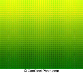 gradiente, fondo verde