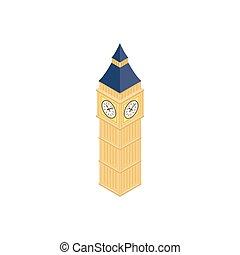 Gran Ben en Westminster, icono de Londres