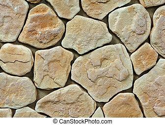 Gran textura de pared de piedra