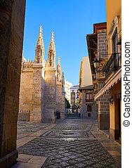 Granada Catedral Real Capilar en España
