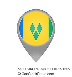 granadinas, punto, santo vincent