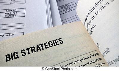 Grandes estrategias en el libro