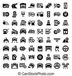 Grandes iconos de autos listos