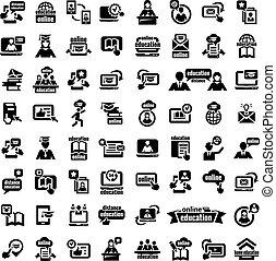 Grandes iconos de educación online