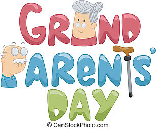 grandparents', día