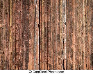 granero, madera, resistido, rústico, plano de fondo