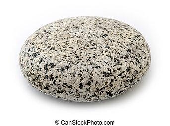 granito, piedra, -, redondo