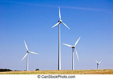 Granja de vientos 6