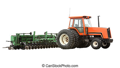 Granjero tractor
