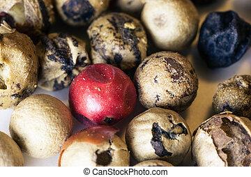 Granos de pimienta
