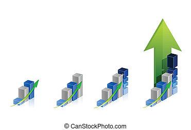 Graph pisa el diseño de ilustraciones