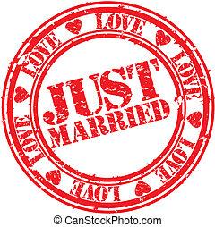 Grunge acaba de casarse con el sello de goma, V