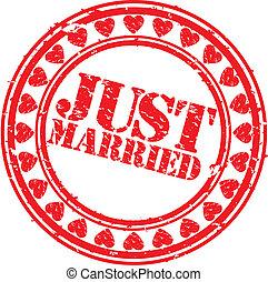 Grunge acaba de casarse con un sello de goma, V