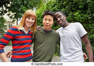 grupo, étnico