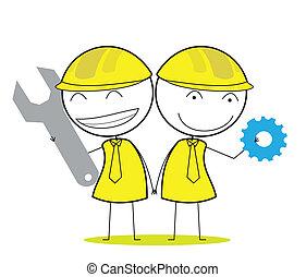 Grupo de ingenieros