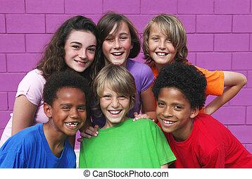 Grupo de razas mixtas