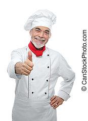 Guapo chef
