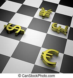 Guerra de moneda