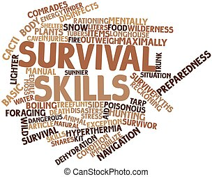 habilidades, supervivencia