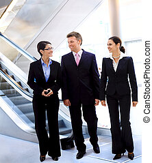 hablar, businesspeople