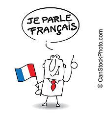 Hablo francés