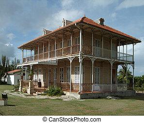 Hacienda en Guadalupe