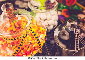 halloween, gustos