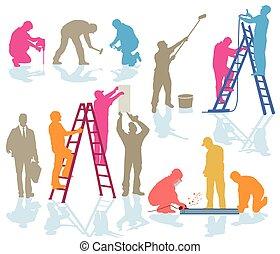 Handwerker farbe.eps