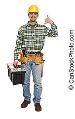 Handyman contacta con nosotros