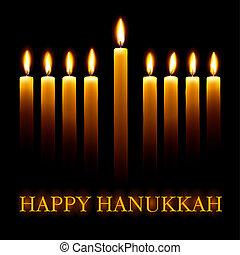hanukkah., feliz