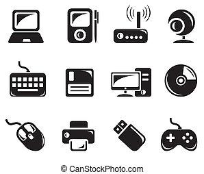 hardware, iconos