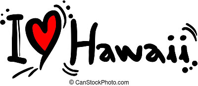 Hawaii love