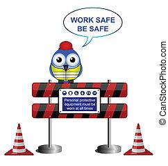 Haz un mensaje seguro