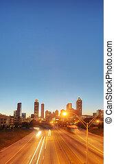 HDR de Atlanta