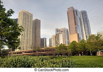 HDR de Chicago